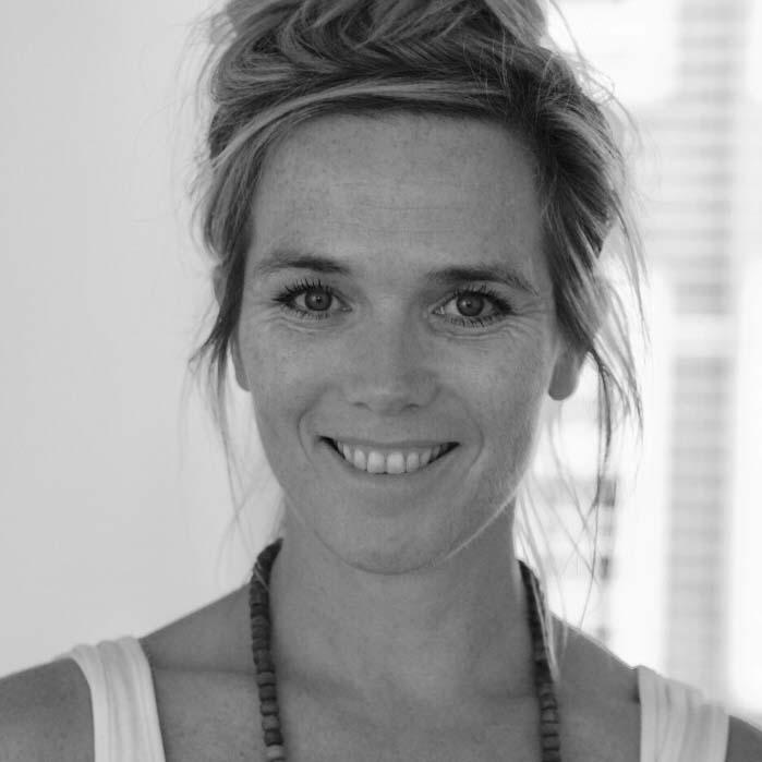 Yogadocent Amsterdam Riki Smits