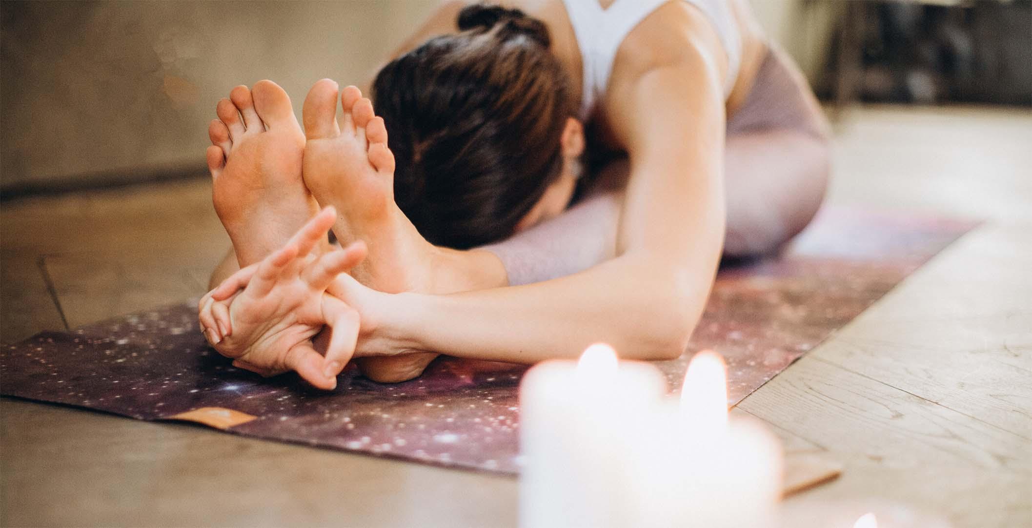 prive yoga thuis